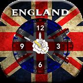 England Clock Live Wallpaper