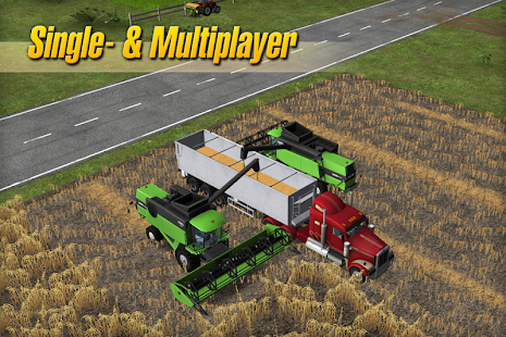 Farming Simulator 14 Screenshot 2
