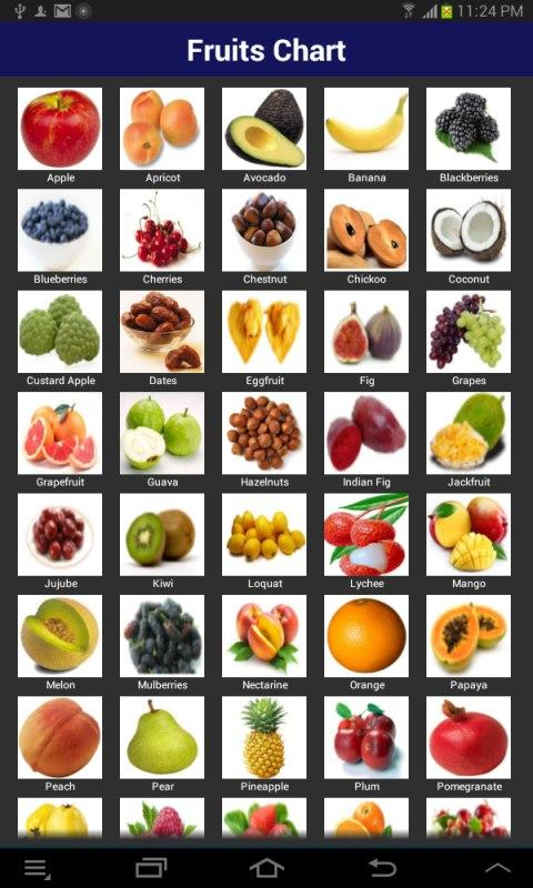 Kids EZ Fruits ABC - screenshot