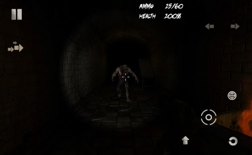 Dead Bunker 2 HD Screenshot