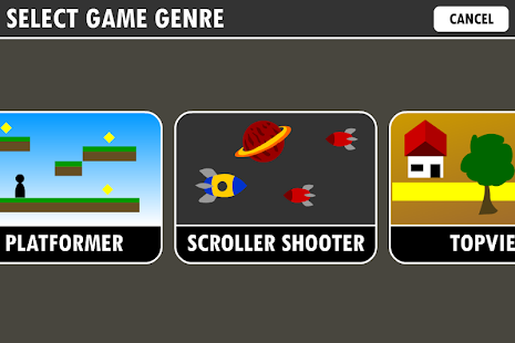 Game Creator- screenshot thumbnail