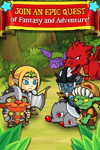 Puzzle Heroes - Fantasy RPG