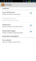 Screenshot of NewsBasket - News In Nigeria