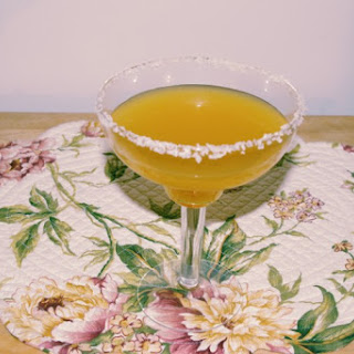 Tangerine Bourbon Margarita Recipe