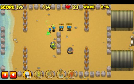 Penguins Attack TD Mobile 1.0.2 screenshots 3