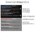 Gmail Inbox Widget icon