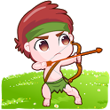 Archery Girl icon