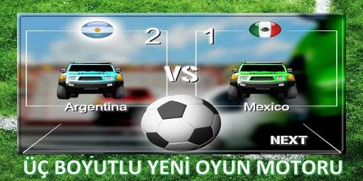 Araba Futbolu 3D