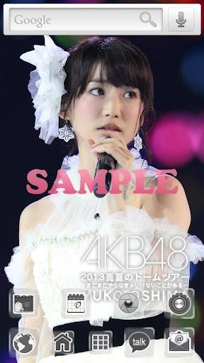 AKB48きせかえ 公式 大島優子-DT2013-
