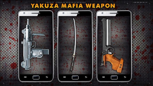 Yakuza Mafia Weapon apk screenshot