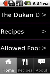Free Dukan Diet Recipes APK