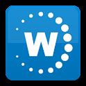 Webhallen logo