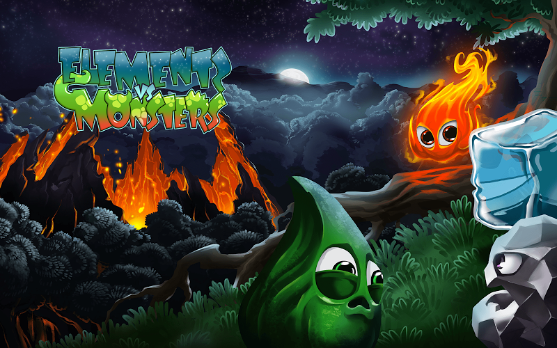 Elements vs. Monsters v1.0.1 Mod APK
