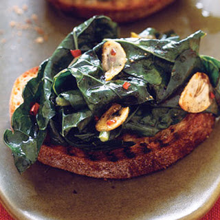 Black Kale Bruschetta Recipe