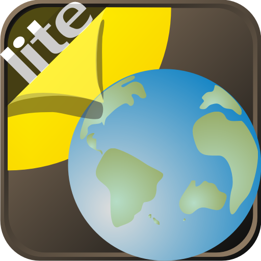 GalaxTime lite (時計ウィジェット) 旅遊 LOGO-玩APPs