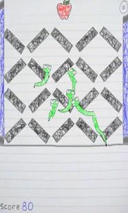 Scribble Worm- screenshot thumbnail