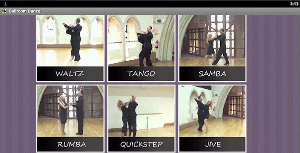 Ballroom Dance Classes - screenshot thumbnail