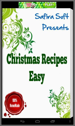 Christmas Recipes Easy