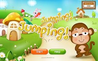 Screenshot of JumpingJumping HD