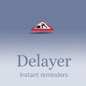 Delayer Pro logo