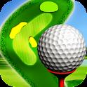 Sky Shot ゴルフナビ logo
