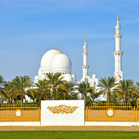 Sheikh Zayed Grand Mosque by Nazir Gohar - Buildings & Architecture Places of Worship (  )