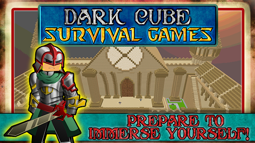 Dark Cubes Survival Games