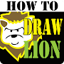 HowToDraw Lion APK icon
