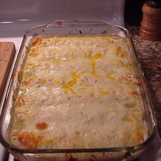 Honey-Lime Enchiladas