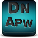 Apw Theme Dark naps Cyan icon