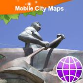 Guam Street Map