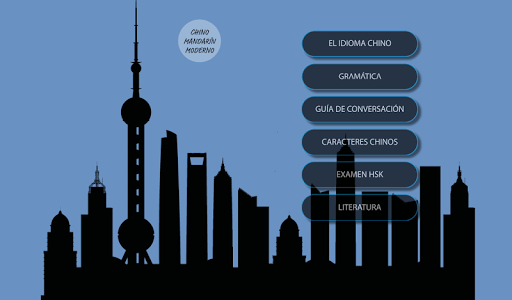 Aprende chino mandarín moderno