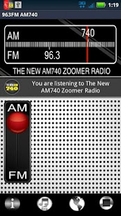 Classical & Zoomer Radio - screenshot thumbnail