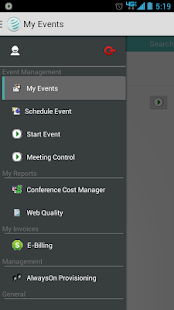 Conference America Mobile- screenshot thumbnail