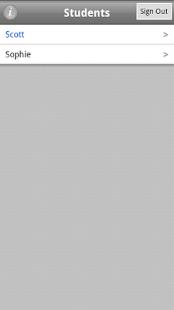 K12 Attendance- screenshot thumbnail