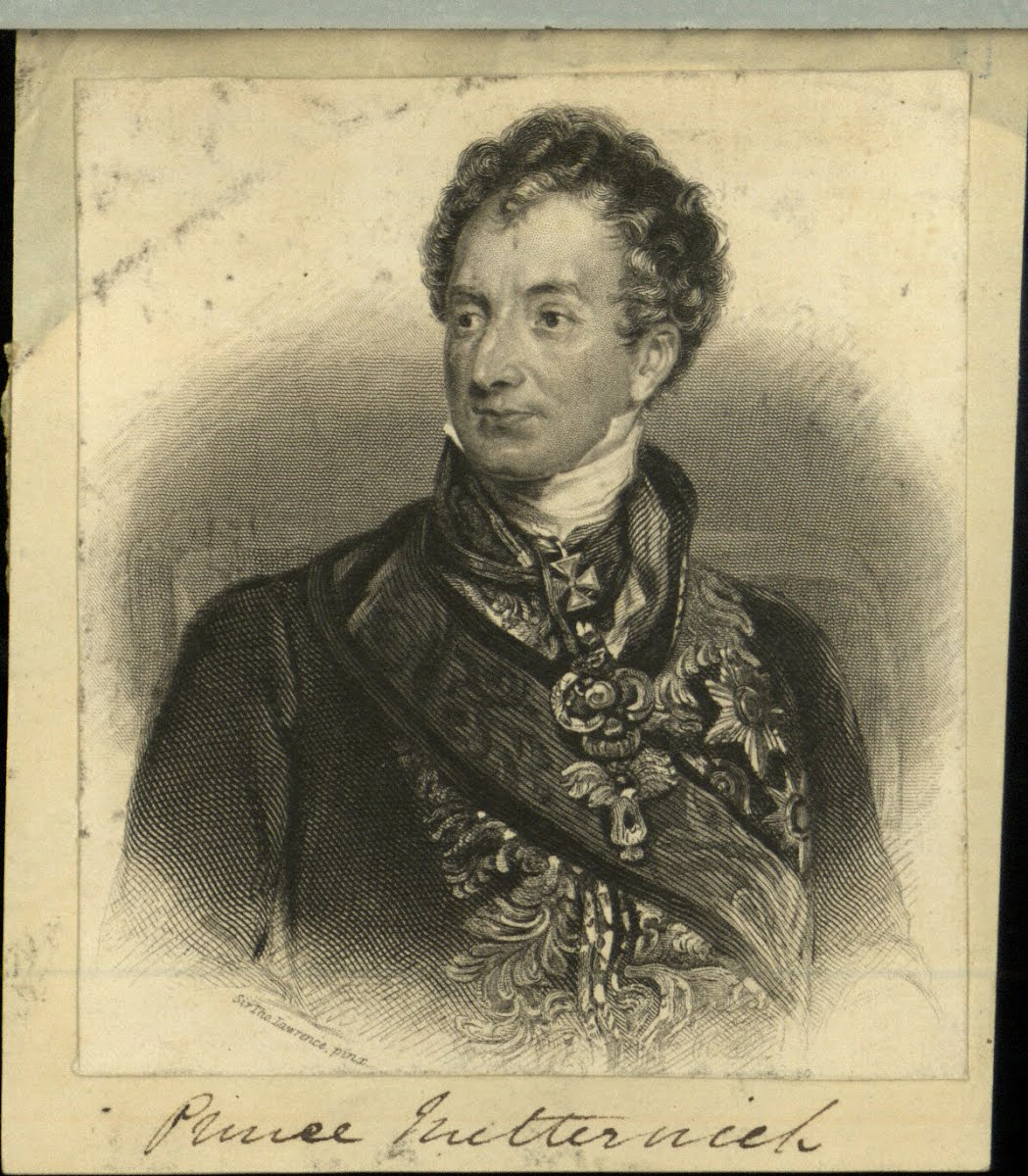 prince metternich Volume: 1 author: richard metternich category: europe length: 447 pages year: 1773.