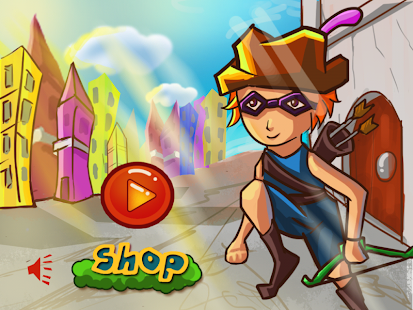 Super Robin Hood:Hero Bros