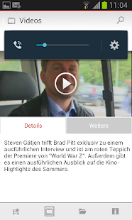 Vodafone Video - screenshot thumbnail