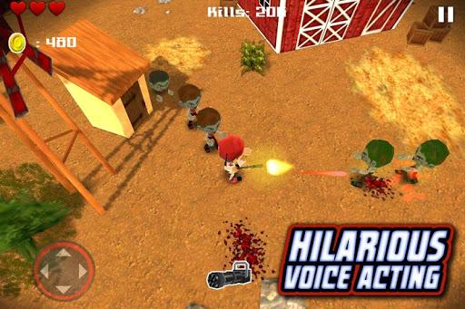 Tsolias vs Zombies 3D FREE