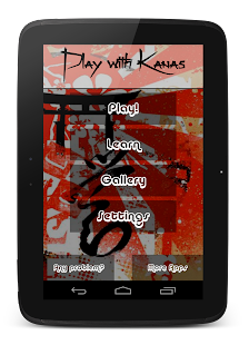 Play with Kanas