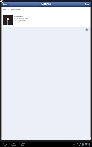 【免費工具App】Volume Sanity-APP點子