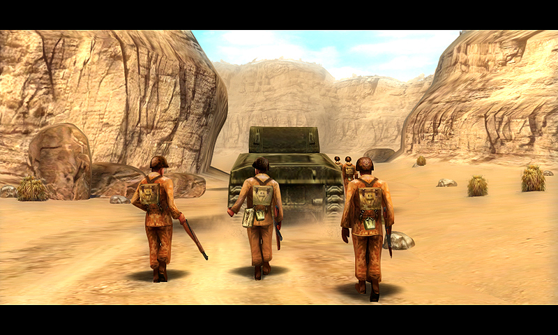 Brothers In Arms® 2 Free+ - screenshot