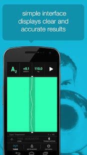 Tunable: Tuner, Metronome, Rec - screenshot thumbnail
