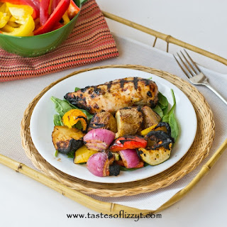 Italian Barbecue Grilled Vegetable Marinade.