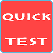 Quick Test English