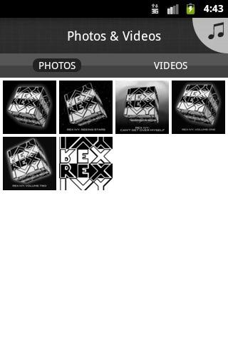 Rex Ivy - screenshot