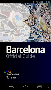 Barcelone Guide Officiel - screenshot thumbnail