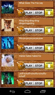 The Fox Soundboard