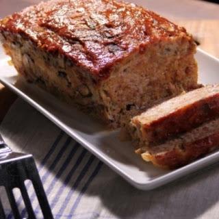Turkey Bacon Cheeseburger Turkey Loaf