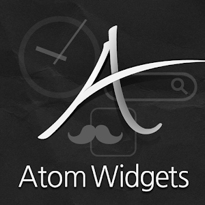 Atom All In One Widgets Android Apps On Google Play